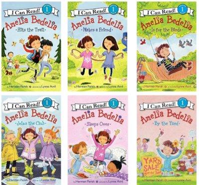 I Can Read Level 1 Amelia Bedelia Six Book Set pdf
