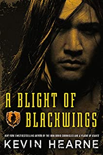 Book Cover: A Blight of Blackwings