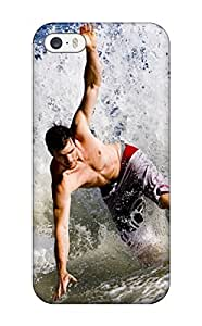 lintao diy Fashion Protective A Board Surfer Falling Case Cover For Iphone 5/5s