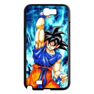 Samsung Galaxy N2 7100 Cell Phone Case Covers Black Goku Xnqsc