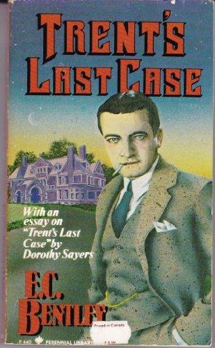 Trents Last Case (Black Widow Thriller)