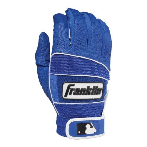 - Franklin Sports MLB Adult Neo Classic II Series Batting Gloves, Royal, XX-Large