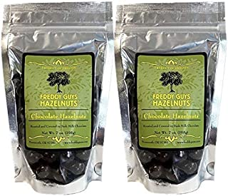 product image for Freddy Guys Chocolate Covered Hazelnuts (2 bags, 7 ounces each)