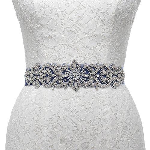 Buy navy dress accessories wedding - 1