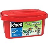 K'NEX - Deluxe Building Set – 375 Pieces – For Ages 7+ Construction Education Toy