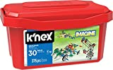 K'nex - Deluxe Building Set 375 Pieces for Ages 7+ Construction Education Toy