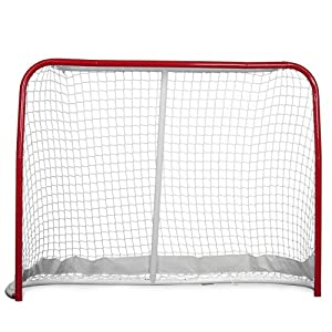 Crown Sporting Goods Heavy Duty Hockey Goal, Large