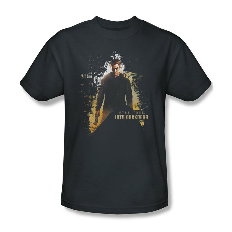 Star Trek - Mens Dark Hero T-Shirt
