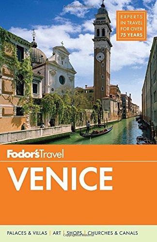 Fodor's Venice (Full-color Travel Guide)