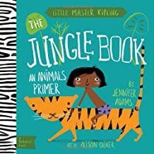 The Jungle Book: A BabyLit Animals Primer