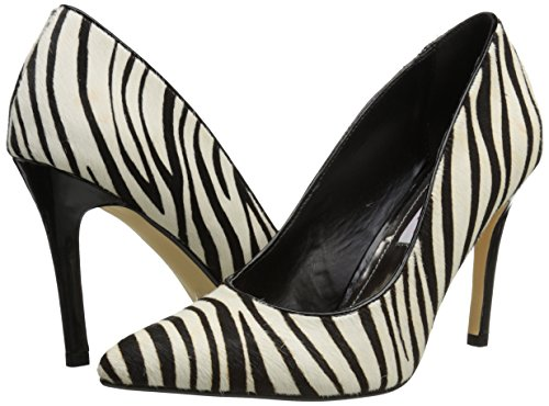 Annie Lips Dress Women's Zebra Pump Two 14 qwSTZwz