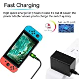 pdobq Switch Charger for Nintendo Switch and Switch