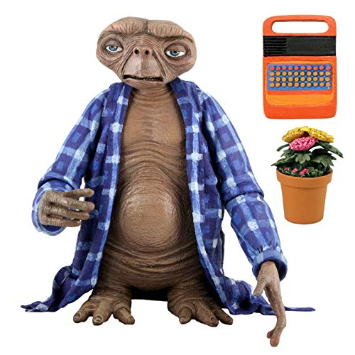 """NECA - E.T. the Extra-Terrestrial - 7"""" scale action figure series 2 - Telepathic E.T."""