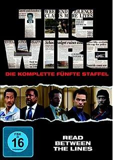Thhw Wire | The Wire Die Komplette Erste Staffel 5 Dvds Amazon De Dominic