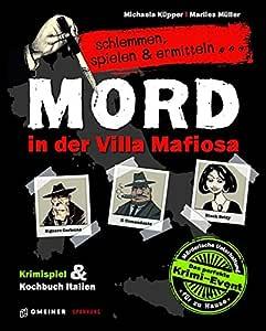 Unbekannt Gmeiner Mord in Der Villa Mafiosa 581581 – Juego de Mesa (versión Alemana): Küpper, Michaela, Müller, Marlies: Amazon.es: Juguetes y juegos