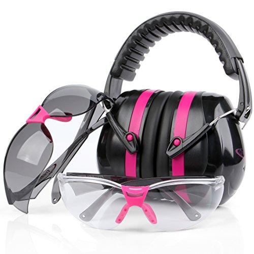 Gun Range Ear Protection & Eye Protection for Shooting – DiZiSports Store
