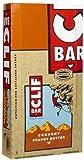 CLIF Bar Crunchy Peanut Butter Og, 2.4 OZ (Pack of 6)