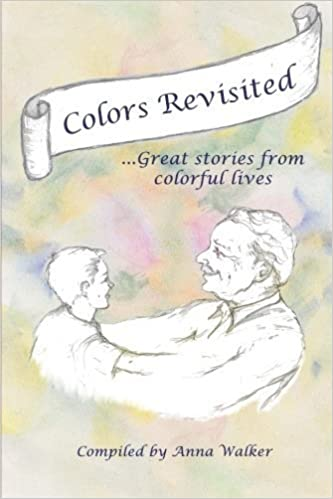 Book Colors Revisited by Anna Walker (2012-09-13)