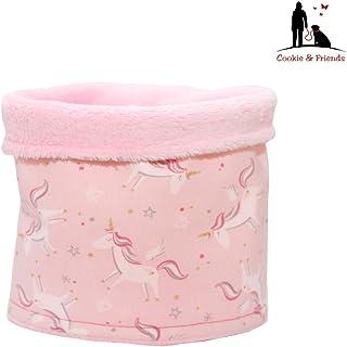 Hundeloop'Unicorn', Schal für Hunde, wunderbar warm und weich