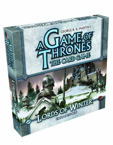 Fantasy Flight Games A Game of Thrones LCG: Lords of Winter