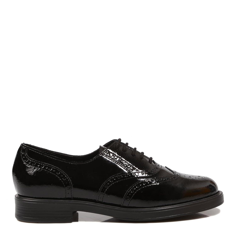 Zapato Mujer Rebecca Hope Blucher Naplack Nero 41 EU