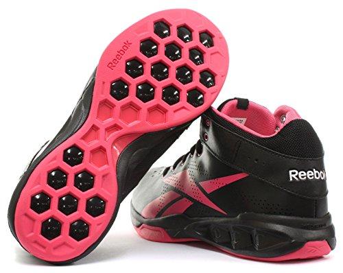 Reebok Hexride Intensity Damen Running Sneakers, Schwarz