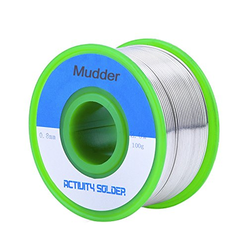 mudder-08mm-lead-free-solder-wire-sn99-ag03-cu07-with-rosin-core-for-electrical-soldering-100g