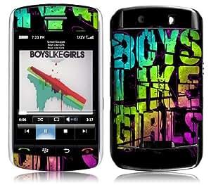 Zing Revolution MS-BLG10008 BlackBerry Storm .50- 9500-9530-9550- Boys Like Girls- Chops Skin