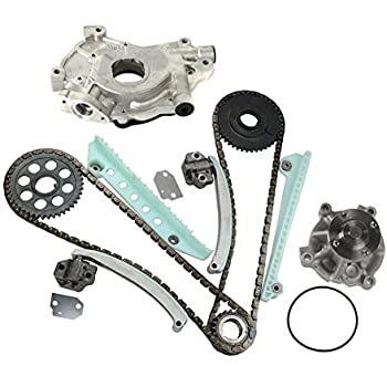 Amazon Com Moca Timing Chain Kit Water Pump For 2001 Ford Mustang