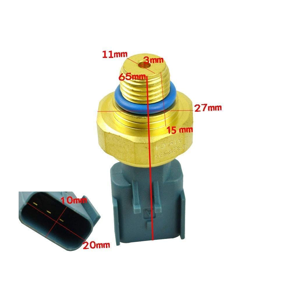 Isx Ism Exhaust Gas Pressure Sensor EGR Switch 4928594 4921746 4087989 4903479