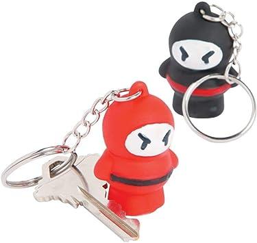 Ninja Key Chains - 12 pc