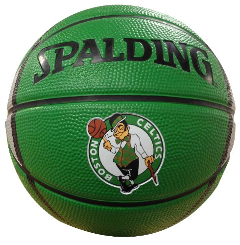 fan products of NBA Boston Celtics Mini Basketball, 7-Inches