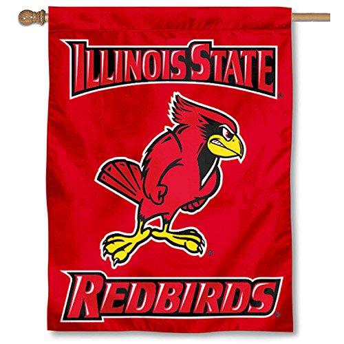 Isu Redbirds Banner House Flag