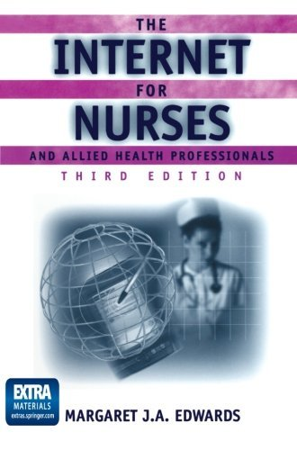 The Internet for Nurses and Allied Health Professionals (Health Informatics) Pdf