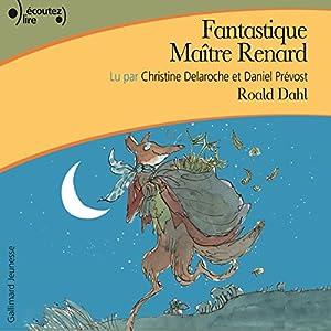 Fantastique Maître Renard | Livre audio