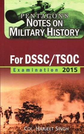 Pentagon's Notes on Military History for DSSC/TSOC Examination 2015 pdf epub