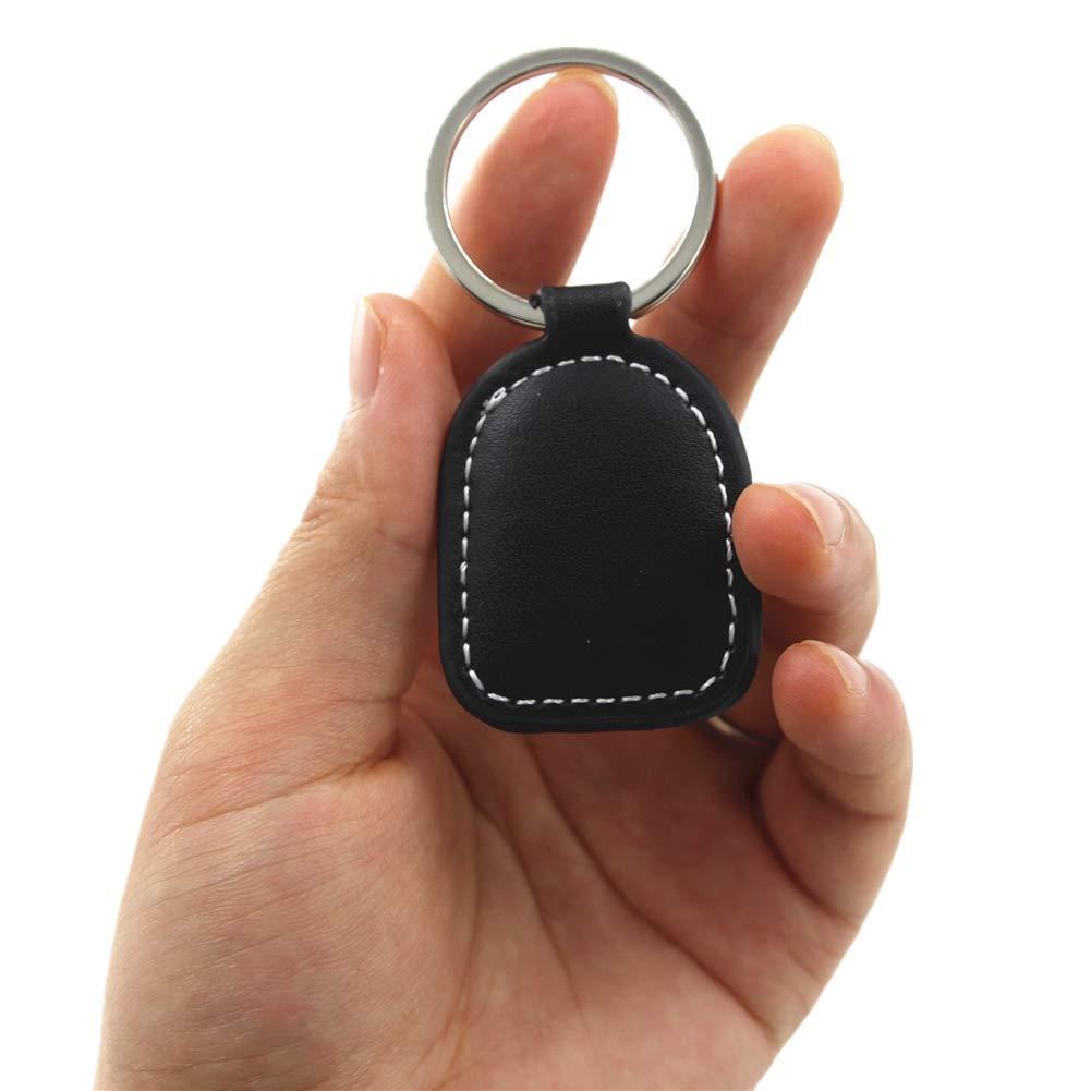 5 pezzi 125Khz T5577 T5557 T5567 RFID Portachiavi Tag Portachiavi in Pelle Riscrivibile RFID Portachiavi per Copia Duplice Porta ID di Accesso