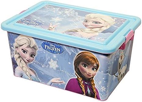 Stor Caja DE ORDENACIÓN 23 L. Frozen: Amazon.es: Bebé