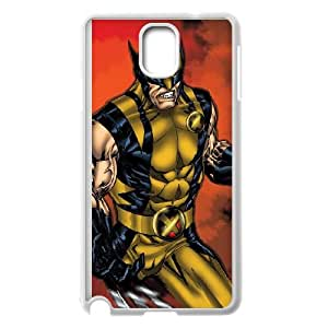 Wolverine Samsung Galaxy Note 3 Cell Phone Case White NRI5077988