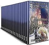 Christmas Miracles: Mega Mail Order Bride 20-Book Box Set: Multi-Author Box Set
