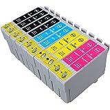 Pack 10 Epson T0715 , T0895 Cartouches Compatibles. 4 noir, 2 cyan, 2 magenta, 2 jaune compatible avec Epson Stylus D120, Stylus D78, Stylus D92, Stylus DX4000, Stylus DX4050, Stylus DX4400, Stylus DX4450, Stylus DX5000, Stylus DX5050, Stylus DX6000, Stylus DX6050, Stylus DX7000F, Stylus DX7400, Stylus DX7450, Stylus DX8400, Stylus DX8450, Stylus DX9400F, Stylus Office B40W, Stylus Office BX300F, Stylus Office BX310FN, Stylus Office BX600FW, Stylus Office BX610FW, Stylus S20, Stylus S21, Stylus SX100, Stylus SX105, Stylus SX110, Stylus SX115, Stylus SX200, Stylus SX205, Stylus SX210, Stylus SX215, Stylus SX218, Stylus SX400, Stylus SX405, Stylus SX405WiFi, Stylus SX410, Stylus SX415, Stylus SX510W, Stylus SX515W, Stylus SX600FW, Stylus SX610FW.Cartouches Compatibles. JET D ENCRE imprimantes. T0711 , T0712 , T0713 , T0714 , T0891 , T0892 , T0893 , T0894 , TO711 , TO712 , TO713 , TO714 , TO891 , TO892 , TO893 , TO894 à Encre Choix