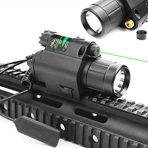 1 Led Laser - 1
