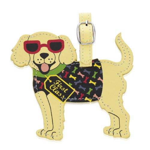 LittleGifts Generic Dog Luggage Tag