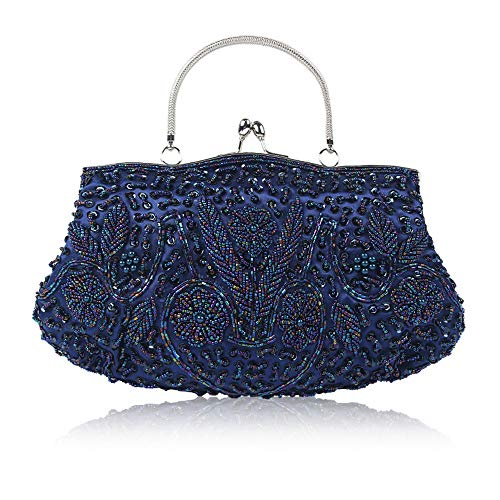 Pochette Bleu Noir pour Noir Femme Fadirew dXqpw1cx