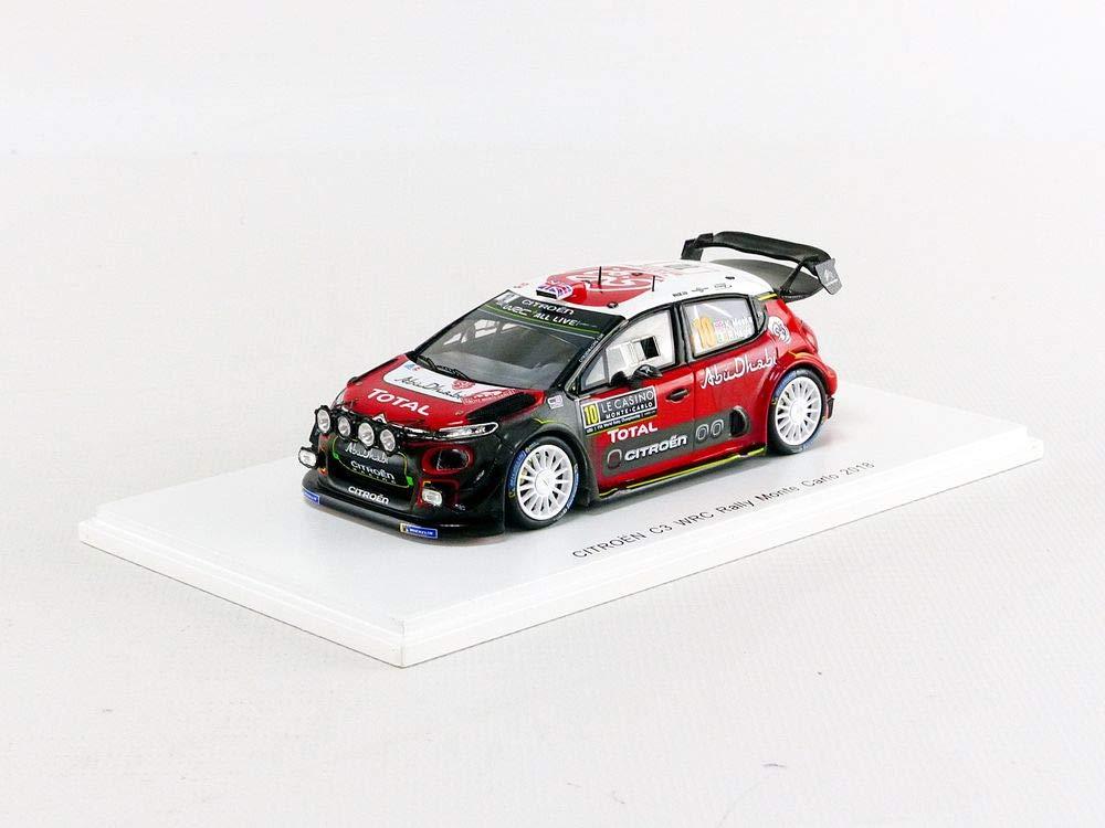 Spark Miniaturauto zum Sammeln S5960, Weiß/Schwarz/Rot