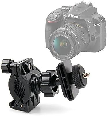 DURAGADGET Soporte para Cámara Nikon D3400 para Manillar De ...