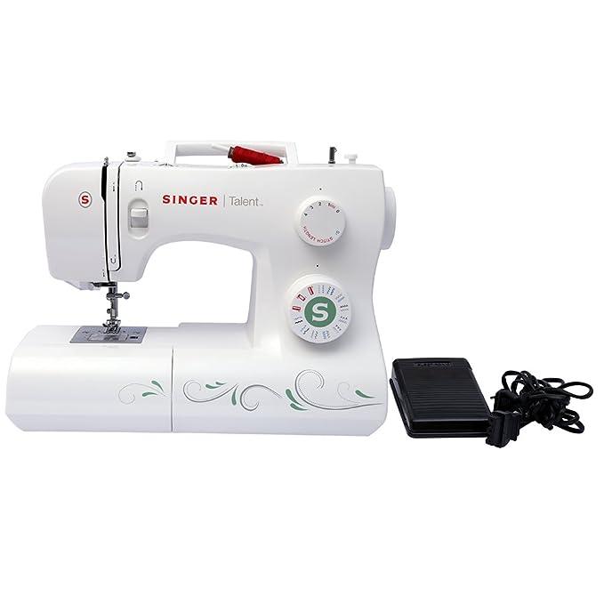 Singer Talent 40 Sewing Machine Amazoncouk Kitchen Home Stunning Singer Talent Sewing Machine Reviews