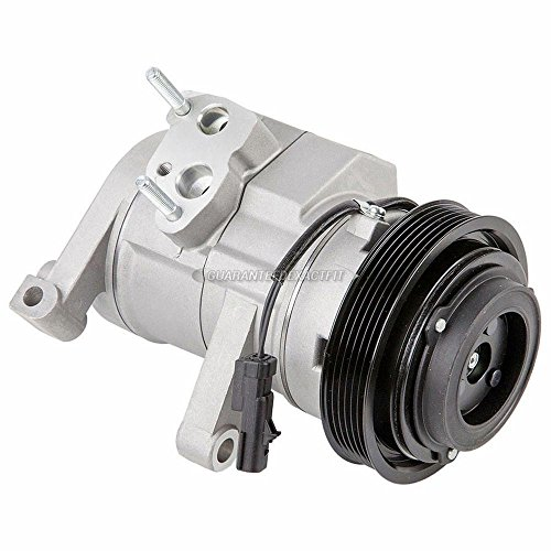 Brand New Premium Quality AC Compressor & A/C Clutch For Dodge Jeep & Mitsubishi - BuyAutoParts 60-01742NA New