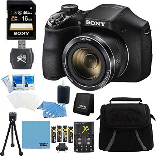sony-dsch300-b-digital-camera-black-bundle-with-16gb-sd-card-rapid-multivoltage-ac-dc-charger-3100-m