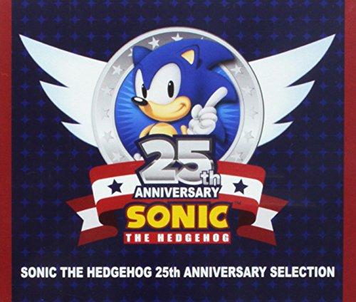 SONIC THE HEDGEHOG 25TH ANNIVERSARY SE...